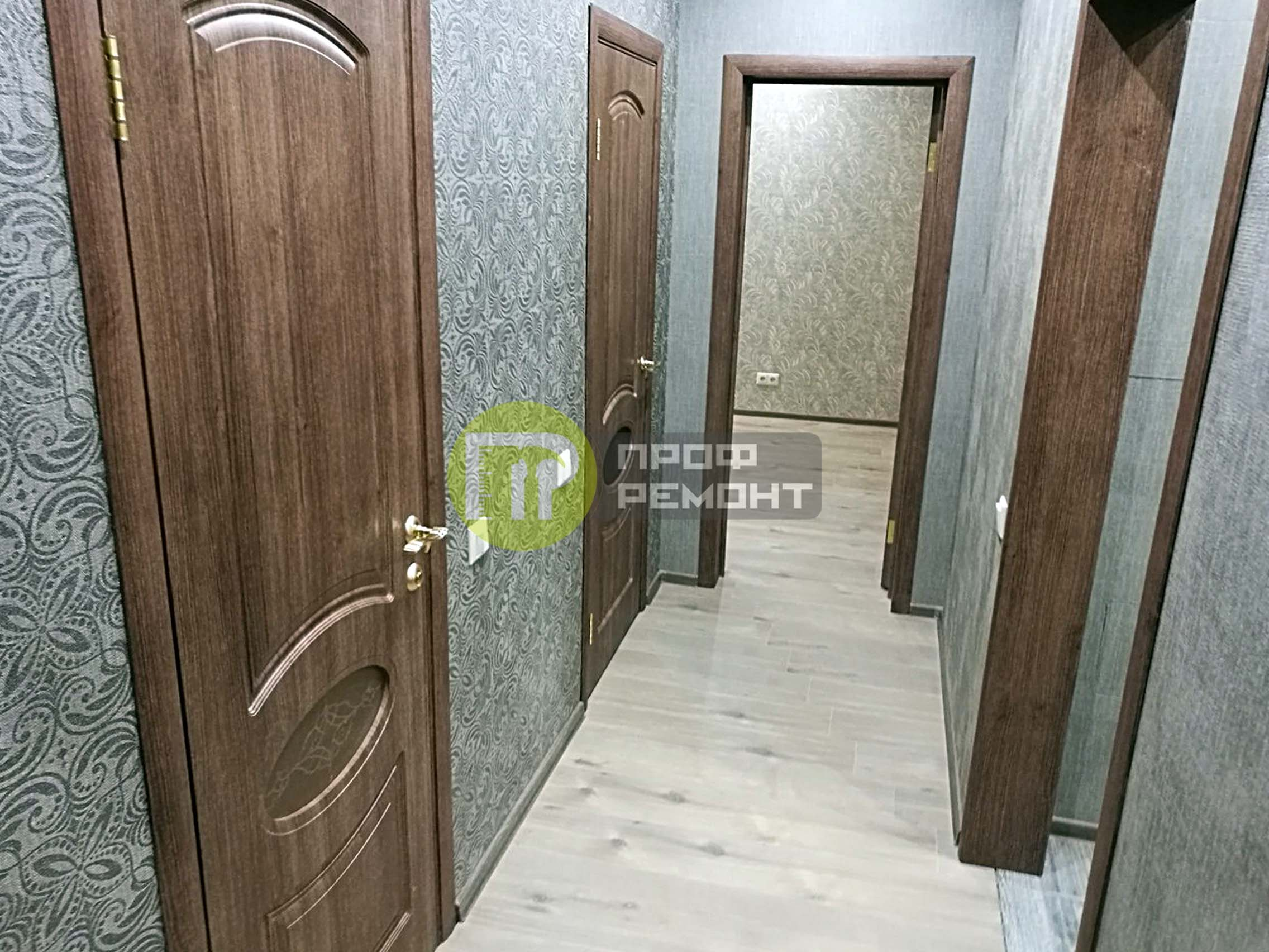 Ремонт двухкомнатной квартиры цена фото