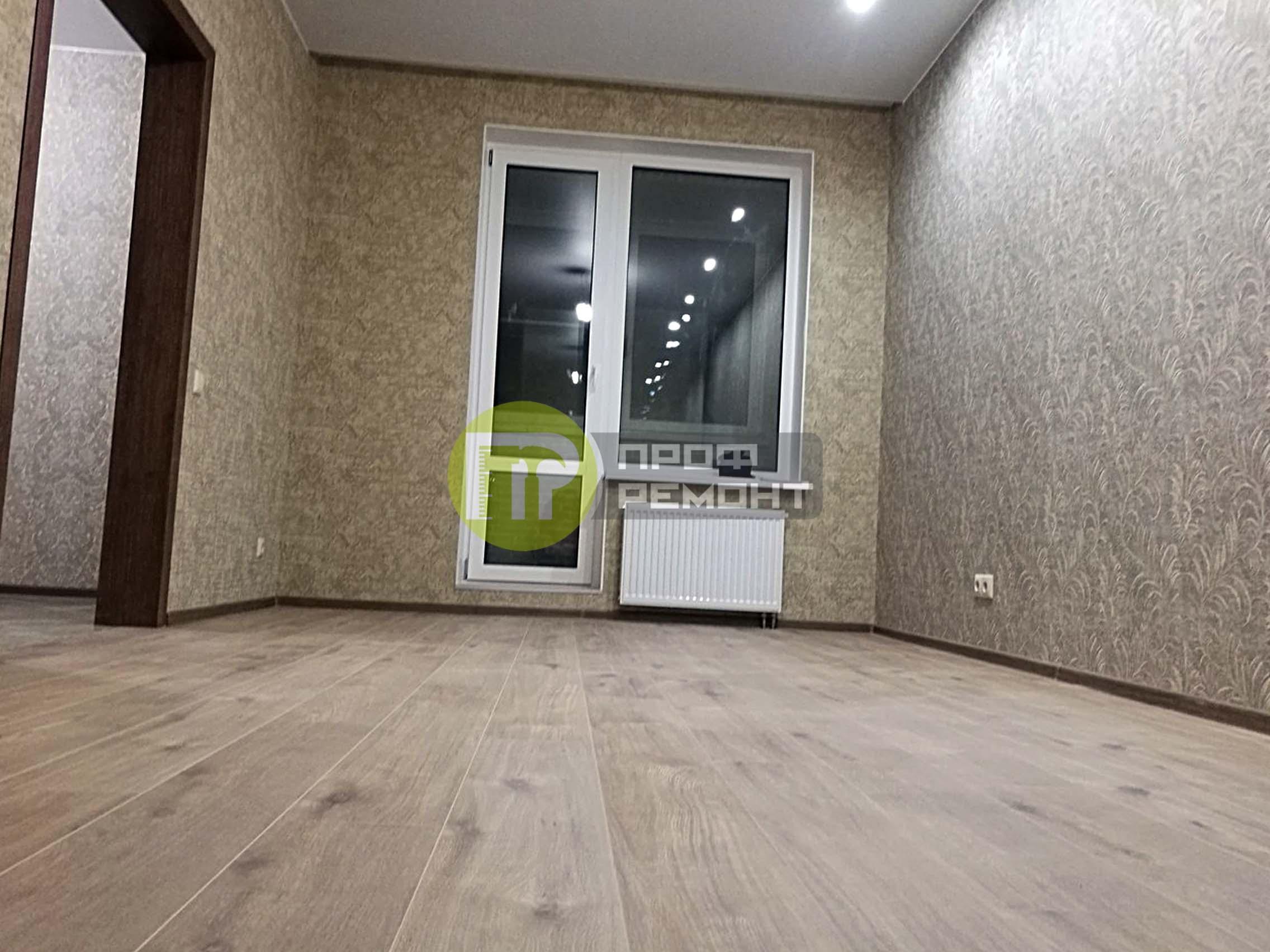 Ремонт двухкомнатной квартиры фото